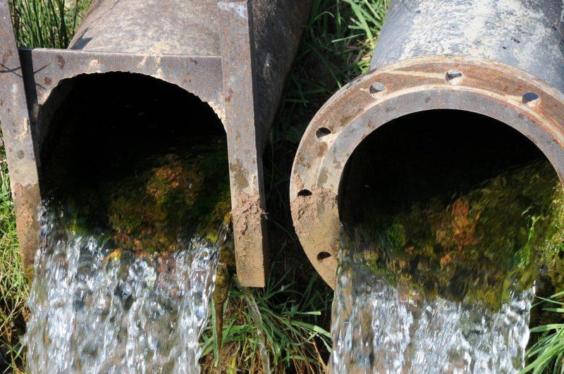 排水周りは避けたいところ