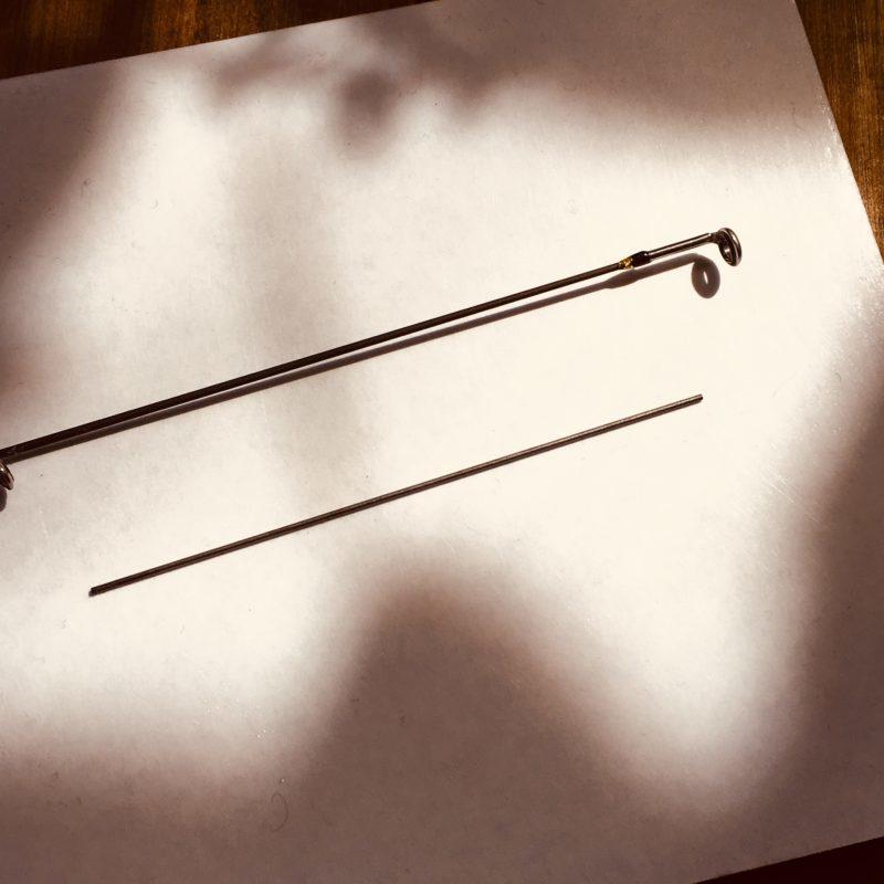 ティップ先径0.7mm